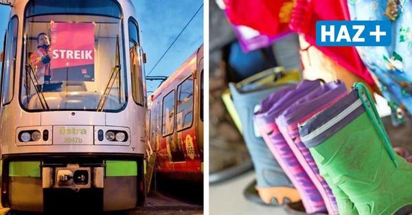 Streik: Dienstag bleiben Kitas dicht, Mittwoch stehen Busse und Bahnen still