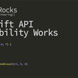 How Swift API Availability Works Internally