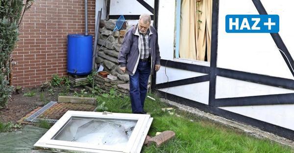 """""""Wir müssen das erstmal verdauen"""": Wie die Kleingärtner in Seelhorst den Tag nach der Bombensprengung erleben"""