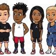Air Jordan releases shoppable sportswear for Snapchat's Bitmoji avatars | Mobile Marketer
