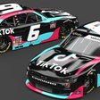 TikTok races into first NASCAR sponsorship with Hispanic newcomer | Mobile Marketer