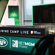 Jets Open BetMGM Studio as Expansion of Sports Betting Partnership