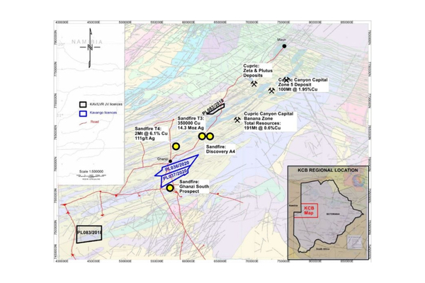 Power Metal (POW.L) Botswana Kalahari Copper Belt – Exploration Update