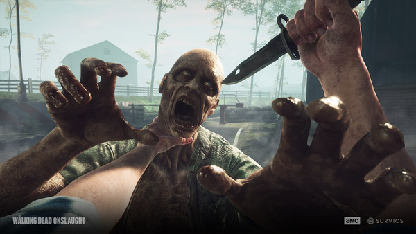 The DeanBeat -- The Walking Dead: Onslaught creator Survios raises $16.7 million for VR games