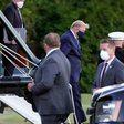 Donald Trump aktuell: Update am Samstag zu seinem Gesundheitszustand - weitere fünf Tage Behandlung mit Remdesivir
