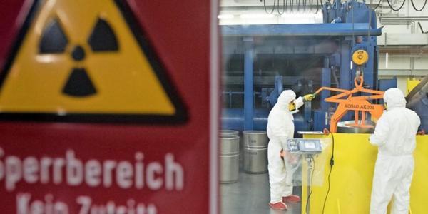 200-Liter-Fass mit Atommüll in Zwischenlager Leese beschädigt