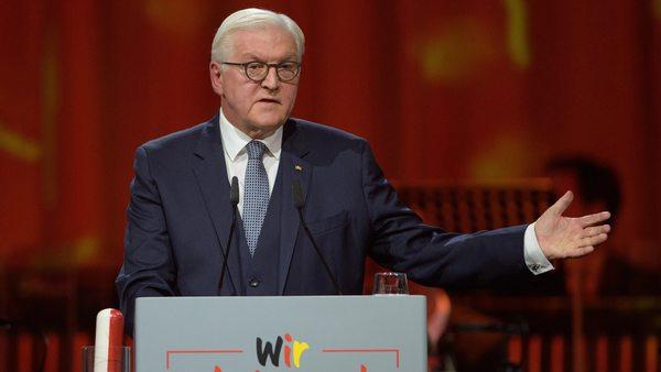 Steinmeier regt Ort für die Würdigung der DDR-Demokratiebewegung an