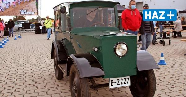 Laatzen: E-Auto von 1921 ist das Highlight des ADAC-Oldtimertags in Rethen