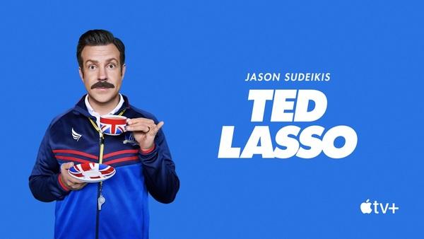 Ted Lasso on Apple TV+