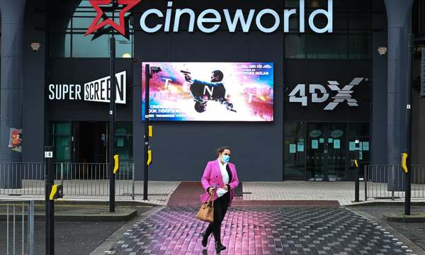 Cineworld considering temporary closure of all its UK and US venues | The Guardian