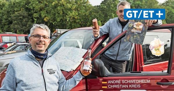 """""""The Deutschland Rally"""": So bunt war der Start mit den Mingeröder Thekenathleten in Hann. Münden"""