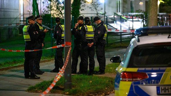 Angriff vor Synagoge in Hamburg: Ermittler gehen von versuchtem Mord aus