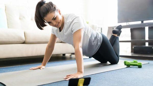 Wegen Corona: Hat das Heim-Workout die Fitnessstudios verdrängt?