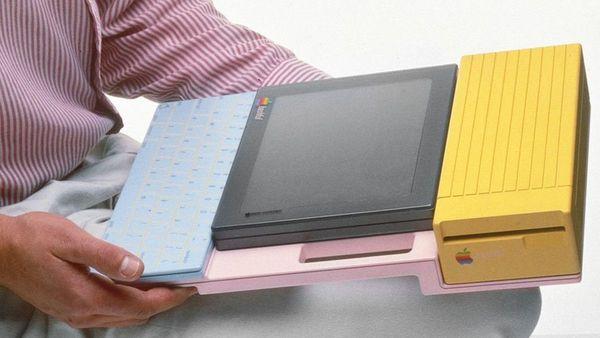 Apple's 1982 iPad prototype is utterly wild