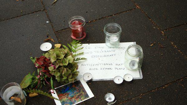 Attacke vor Hamburger Synagoge: Angreifer leidet unter paranoider Schizophrenie