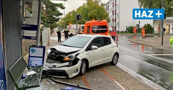 Hannover-Ahlem: Drei Kinder bei Unfall in Richard-Lattorf-Straße verletzt