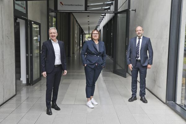 Neue Führungskräfte im Rathaus: Von drei neuen Dezernenten ist erst einer im Dienst