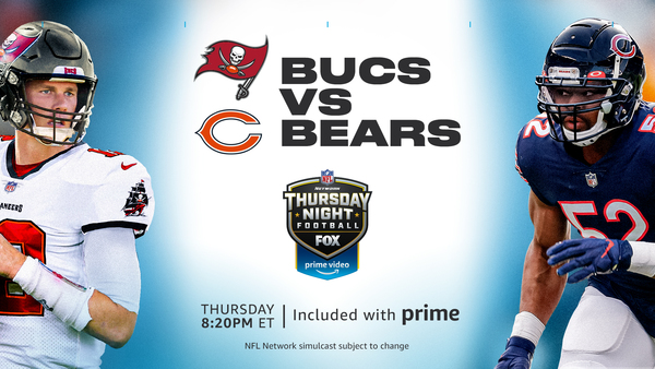 Amazon streams Thursday Night Football again with new X-Ray feature, audio feed, Twitch shows