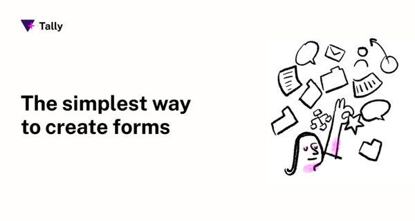 The simplest way to create forms