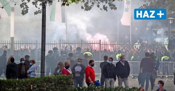 Trotz massiver Verstöße gegen Corona-Regeln: 96-Ultras kommen ohne Strafe davon