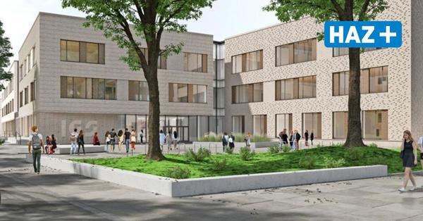 IGS Büssingweg bekommt neues Schulgebäude und Sporthalle