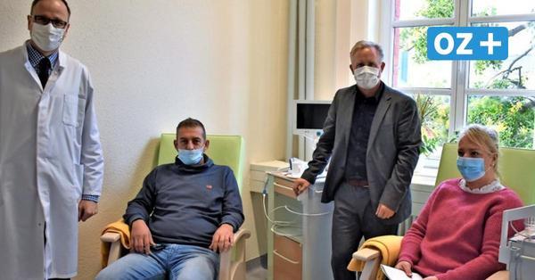 Unimedizin eröffnet Tagesklinik für Schmerzpatienten in Rostock