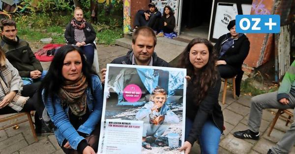 Nach Brand in Moria: So wollen Ribnitz-Damgartener den Flüchtlingen helfen