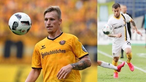 Überraschende Rückkehr:  Dynamo Dresden leiht Marvin Stefaniak, Horvath geht zurück nach Österreich