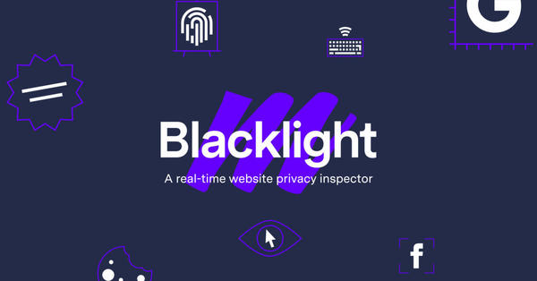 Blacklight | A Real-Time Website Privacy Inspector