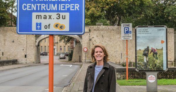 Nouvelle politique de stationnement pour la ville d'Ypres -Nieuw parkeerplan voor Ieper