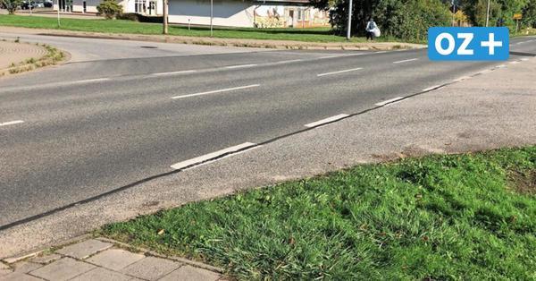 So soll die Kreuzung an der Nienhäger Chaussee in Bad Doberan sicherer werden