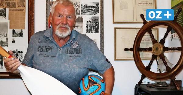 Europameister, Kapitän, Komparse: Manfred Wiesner feiert in Bad Doberan