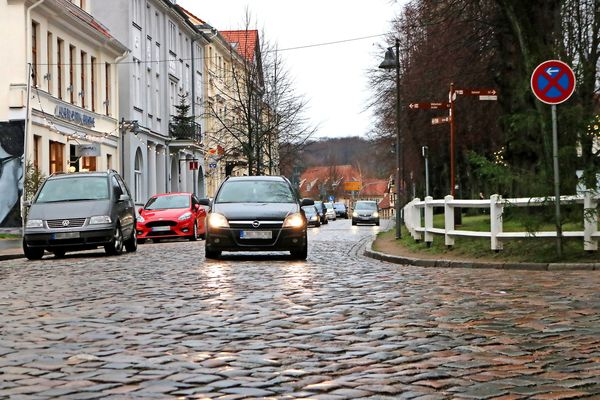 Verkehr in Bad Doberan im Fokus (Foto: Anja Levien)