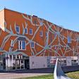 Für Programmierschule: Fassade der Markthalle in Wolfsburg neu gestaltet
