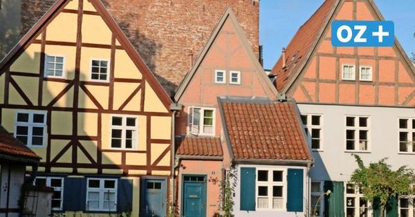 Stralsund 30 Jahre nach der Einheit: Von der Altstadt-Ruine zur leuchtenden Hansestadt