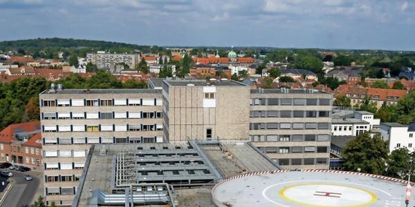 Corona in Potsdam: Neue Fälle im Bergmann Klinikum