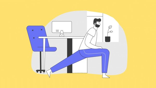 How to Keep Your Employees Healthy While They Working From Home