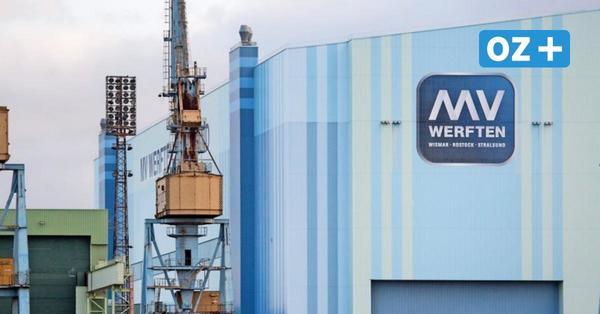 MV Werften in Rostock, Stralsund, Wismar: Jetzt ist die Rettung durch