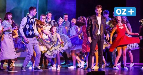 Generationswechsel: Wismars Musical-Stars spielen sich im neuen Stück selbst