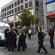 Geiseln bei Banküberfall in Berliner Einkaufszentrum befreit