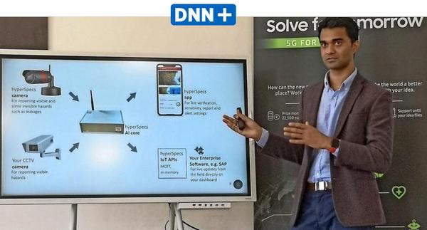 5G-Gründung Hyperspecs im Dresdner Samsung-Inkubator