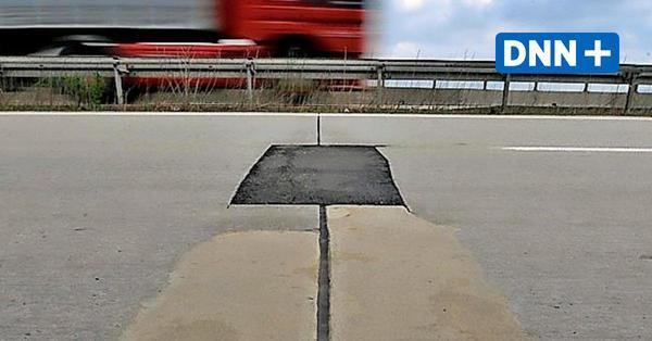 Betonkrebs auf Autobahnen im Osten: Sanierung könnte in die Milliarden gehen