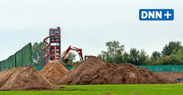 Karls Erlebnisdorf bei Rostock: Darum wird jetzt ein Schutzwall gebaut