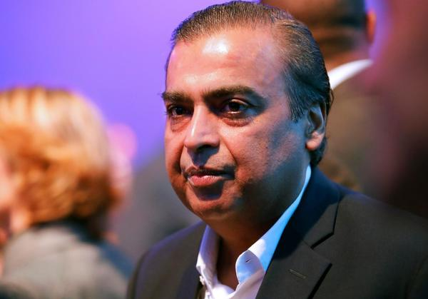 Reliance Jio's Ambani believes AI is 'indispensable' for India