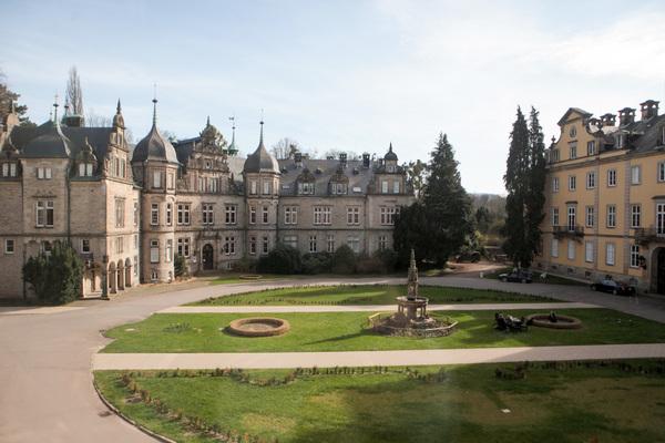 Um das 13. Jahrhundert wurde das Schloss unter dem Namen Buckeborch erstmals urkundlich erwähnt. (Foto: Katrin Kutter)