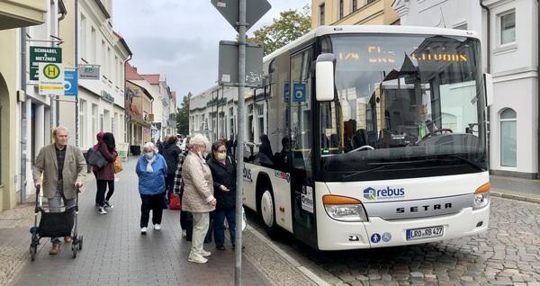 Leser-Umfrage: Nutzen Sie den kostenlosen Citybus in Bad Doberan oder haben es vor?