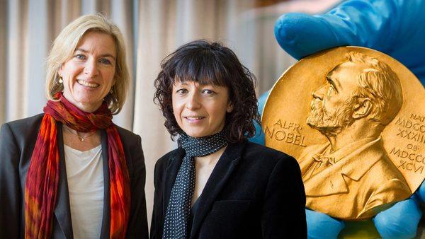 Zwei Genforscherinnen mit Nobelpreis für Chemie ausgezeichnet