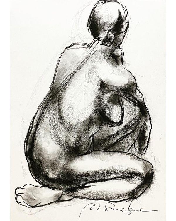 Drawing by Naoki Suzuka