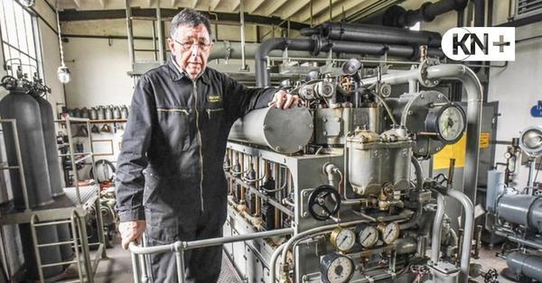Elf Millionen Zuschauer: Wie ein alter U-Boot-Motor aus Kiel zum Youtube-Star wurde