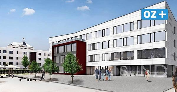 Neubau fürs Schulzentrums am Sund: Was sich für Schüler und Lehrer ändert